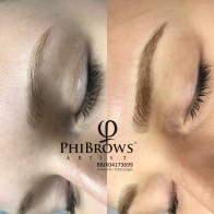 Phibrows Microbalding